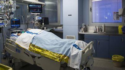 Covid: Salut habilita otras 60 camas UCI para hacer frente al aumento de enfermos críticos
