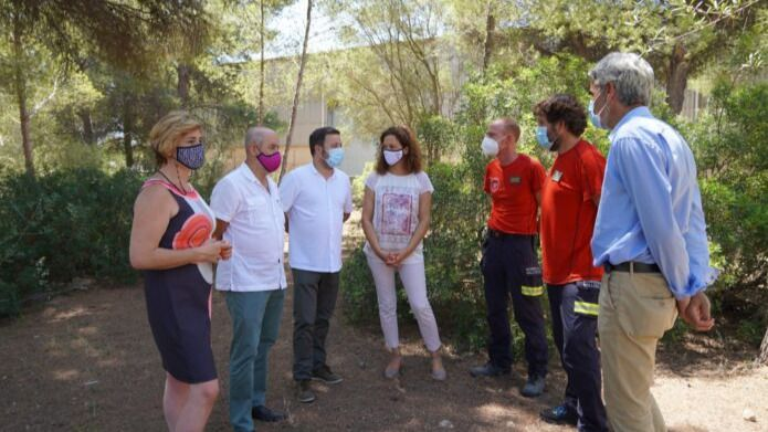 Marratxí acogerá la futura jefatura y un nuevo parque de los Bomberos de Mallorca