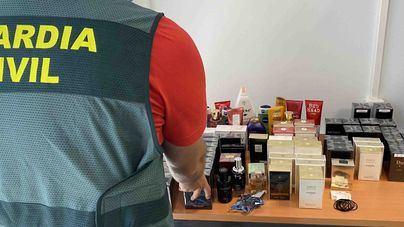 Detenida un pareja que se dedicaba a robar perfumes de alta gama en Calvià y Andratx