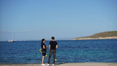 Las altas temperaturas no dan tregua en Mallorca