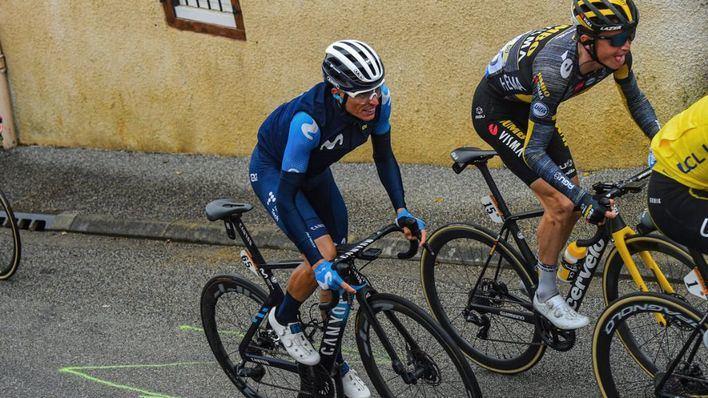 El mallorquín Enric Mas, 'Superman' López y Alejandro Valverde, tridente de Movistar para la Vuelta