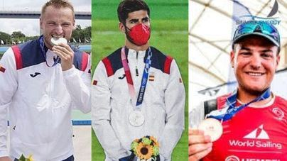 Baleares regresa de Tokyo con tres medallas y nueve diplomas