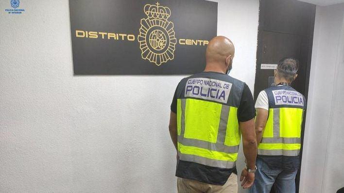 Detenido un menor por cuatro robos con violencia extrema en Palma