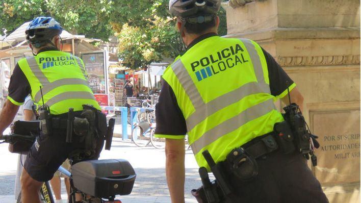 Herido de gravedad un ciclista en Palma tras colisionar contra un coche