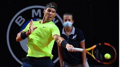 Rafael Nadal debutará en Toronto ante el sudafricano Lloyd Harris