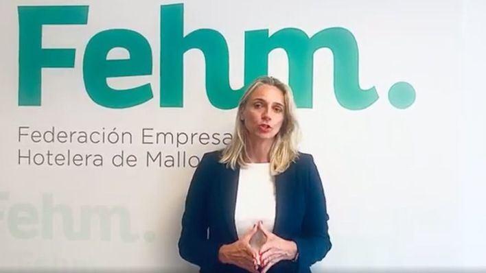 Maria Frontera destaca el compromiso del sector hotelero balear con la economía circular