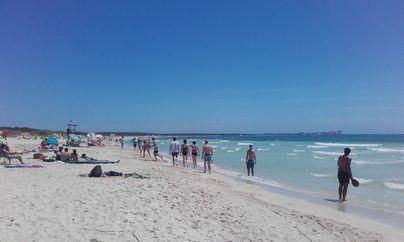 Máxima alerta en Mallorca con temperaturas hasta los 36 grados