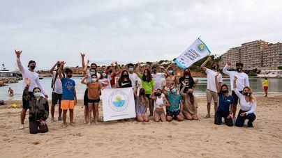 Calvià reanuda las campañas anuales de limpieza y sensibilización de la costa