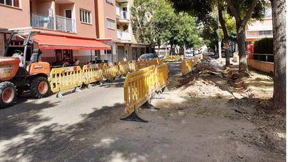 Comienzan las obras de mejora del barrio palmesano de Son Oliva
