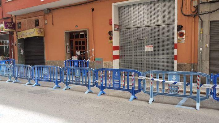 Cort da tres meses para garantizar la seguridad de los edificios desalojados de Bons Aires