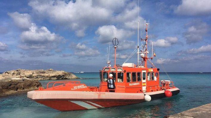 La tripulante de un velero ha de ser evacuada en Santanyí tras sufrir la amputación de un dedo