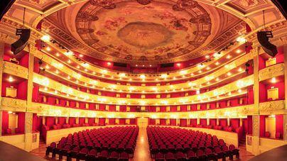 El Teatre Principal asegura que cumple 'rigurosamente' el protocolo sanitario de la Covid