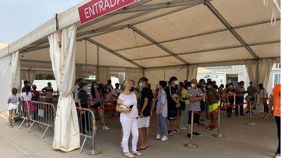 Baleares suma 305 positivos y se mantiene la presión en las UCI