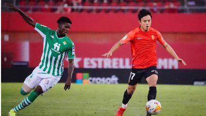 Mallorca y Betis firman tablas en su debut liguero