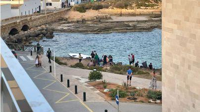 Ocho pateras y 144 migrantes llegan a las Islas en 24 horas