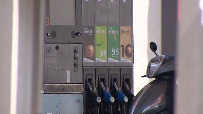 Los carburantes, al alza en un agosto marcado por la movilidad
