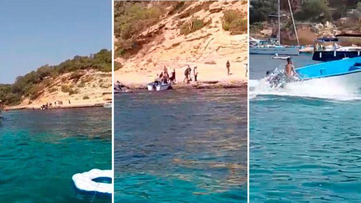 Marlaska: 'Baleares tiene las infraestructuras necesarias para dar respuesta a la llegada de pateras'