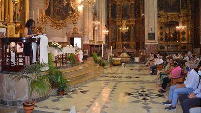 Restaurado el 'cadirat' gótico de Porreres