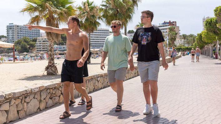 Boom de reservas de viajes a Baleares: un 104 por ciento más que en agosto de 2020