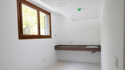 El nuevo hospital psiquiátrico de Palma será un recinto abierto y priorizará los ingresos cortos