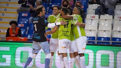 ElPozo, Levante y Betis serán los rivales del Palma Futsal en el 'Memorial Miquel Jaume'