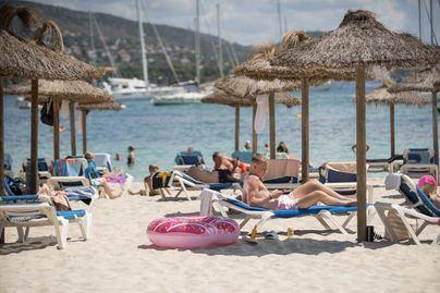 Las temperaturas diurnas llegan a los 30 grados en Mallorca y descienden las nocturnas