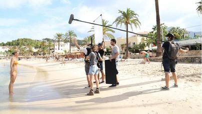 Sandra Seeling inicia el rodaje de su nueva película en Sóller