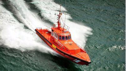 Trasladan a Son Espases a la mujer herida con hélices de barco en Ibiza