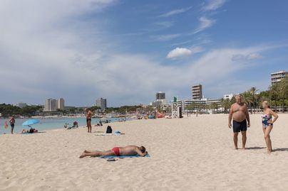 Suben las temperaturas que pueden llegar a alcanzar los 32 grados en Mallorca