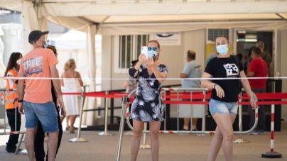 Baleares alcanza el 70 por ciento de la vacunación con pauta completa