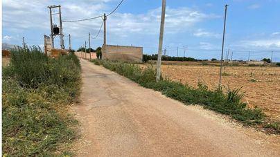 El PP de sa Pobla reclama al Ayuntamiento la adecuación y limpieza urgente de los caminos municipales