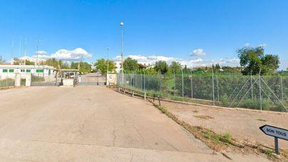 El cuartel de Son Tous, centro temporal para inmigrantes llegados en patera