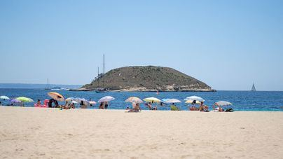 Cielos despejados y ligero aumento de las temperaturas en Baleares
