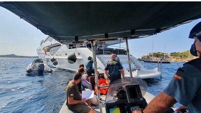 Campaña de control sobre el alquiler de embarcaciones de recreo