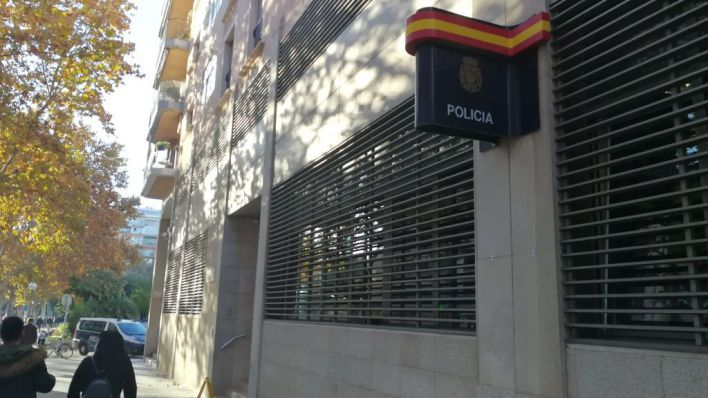 Tres detenidos en Palma, uno menor, por ir buscando bronca y amenazando a otros jóvenes
