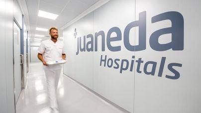 Juaneda Hospitales formará a 24 estudiantes de Enfermería de la UNIR