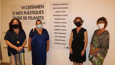 El VII Certamen Arts Plàstiques Ciutat de Felanitx ya tiene ganadores