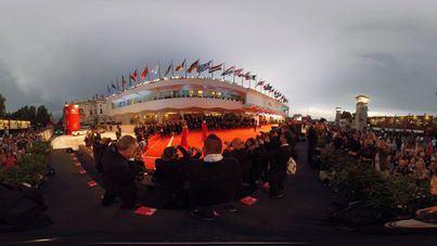 Palma estará presente en el Festival de Venecia