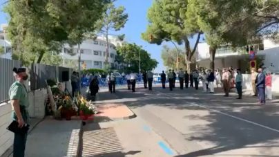 Calvià recordará el próximo lunes a los dos guardias civiles asesinados por ETA en 2009