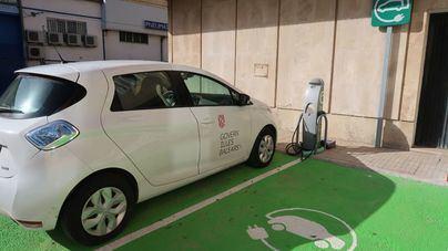 Baleares sólo cubre el 10 por ciento de los puntos de carga de coches eléctricos exigidos hasta 2030