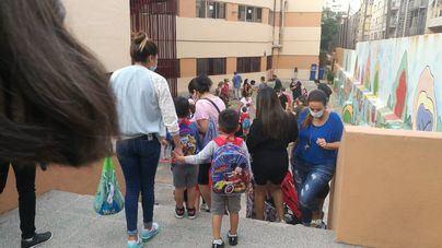 Inicio del curso escolar: mascarillas, presencialidad, grupos burbuja y distancia de 1,2 metros