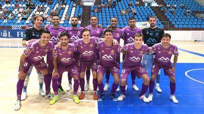 El Palma Futsal arranca la pretemporada con una goleada