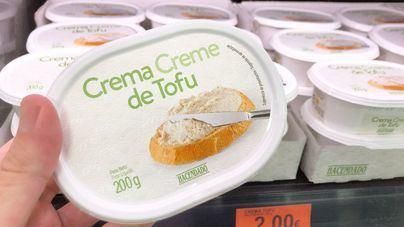 Mercadona presenta su nueva crema de tofu