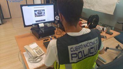 La Policía Nacional neutraliza otra 'banda del Rolex' en Ibiza