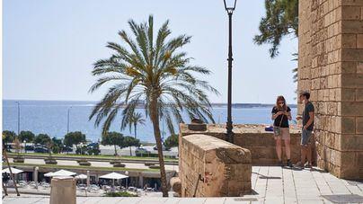 Cielos despejados y descenso de temperaturas este sábado en Baleares