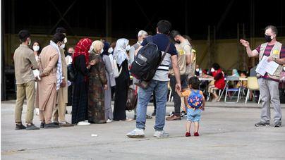 La próxima semana llegarán a Baleares 33 refugiados afganos