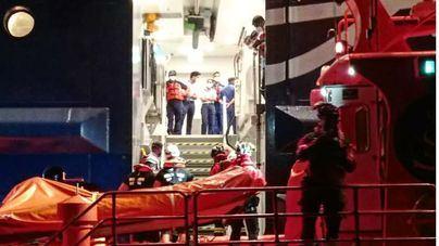 Una investigación depurará las responsabilidades en el accidente del ferri