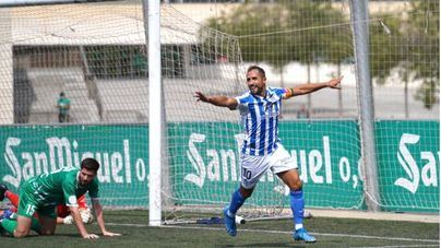 El Atlético Baleares se estrena con victoria frente al Cornellà