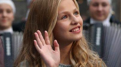 La princesa Leonor comienza el bachillerato en el internado de Gales