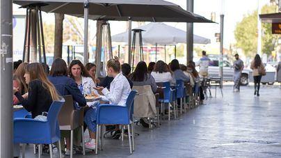 Tiempo inestable en Baleares